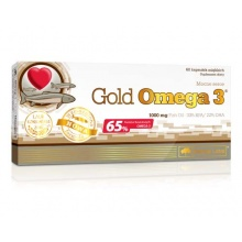 Антиоксидант Olimp Gold  Omega3  1000mg