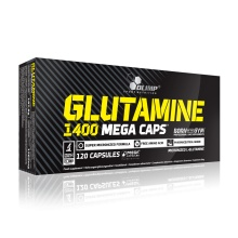 Глютамин OLIMP Glutamine mega caps 1400  120капс