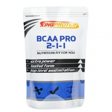 БЦАА King Protein BCAA PRO (2-1-1) 200гр