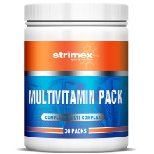 Витамины Strimex  Multivitamin Pack 30 пакетиков